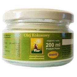 Oleje, oliwy i octy  Efavit