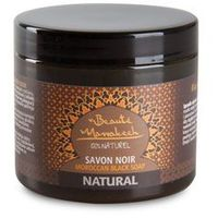 Mydło czarne 100% naturalne (savon noir) 200g - Beaute Marrakech
