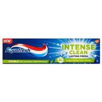 Glaxosmithkline Aquafresh pasta intense clean lasting fresh 75ml - gsk (5054563009999)