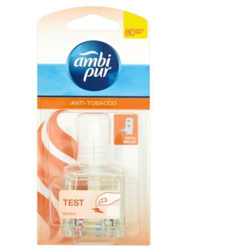 Odświeżacz AMBI PUR elek.wkład - anti tabaco