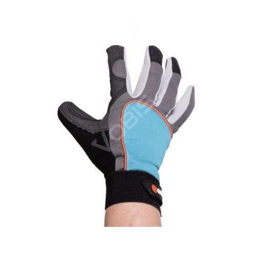 Rękawiczki Gardena narzędziowe (L szaro-niebieskie)
