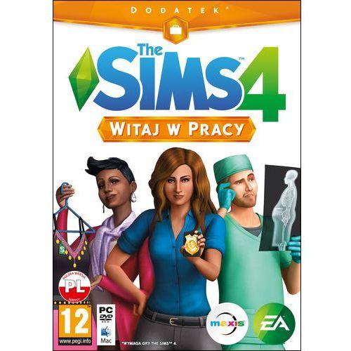 Sims 4 witaj w pracy marki Electronic arts