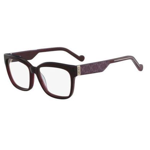 Okulary korekcyjne lj2674 604 marki Liu jo