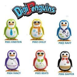 Digipenguins pingwinki, różne wzory dumel marki Danda