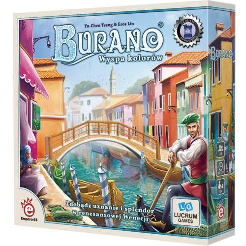 Burano: wyspa kolorów marki Lucrum