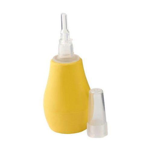 Babyono Aspirator do nosa , żółty - żółty