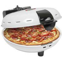 Bestron Piekarnik do pizzy DLD9036 1000 W Biały