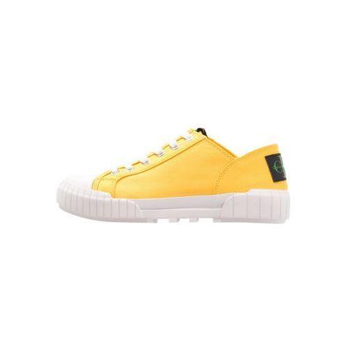 Calvin Klein Jeans BIANCA Tenisówki i Trampki accent yellow, R8815