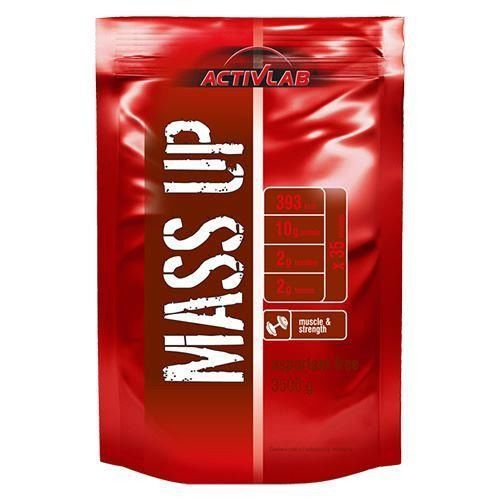 Mass up - 3500g - dark chocolate Activlab