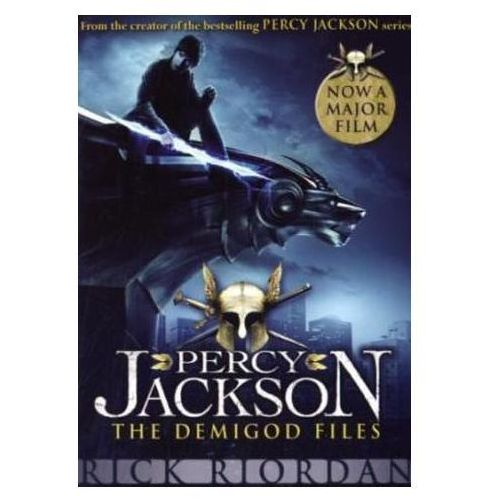Percy Jackson The Demigod Files Film tie-in, Puffin Books
