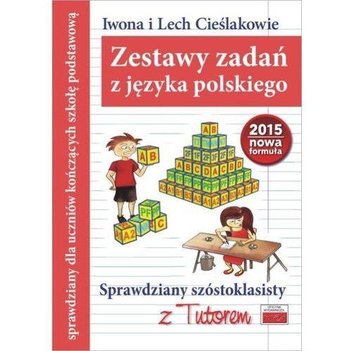 Zestawy zadań z języka polskiego - Dostępne od: 2014-11-06 (9788389563668)