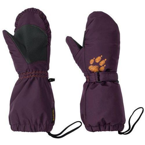 Rękawice narciarskie dla dzieci TEXAPORE MITTEN KIDS aubergine - 104, 1908061-1600104