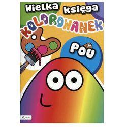 Papilon Pou. wielka księga kolorowanek - od 24,99zł darmowa dostawa kiosk ruchu