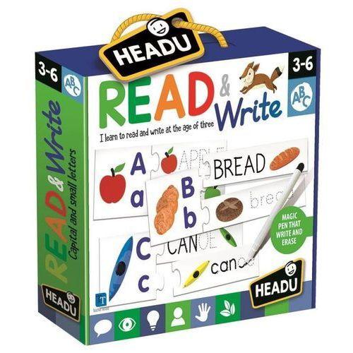 Gra HEADU Czytanie i pisanie, 5_680643