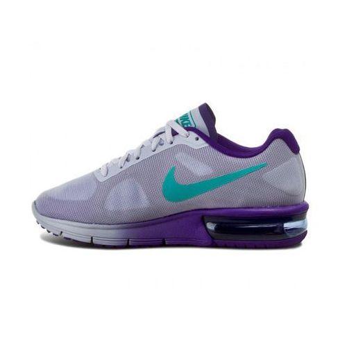Nike Buty damskie Air Max Sequent niebieskie r. 41 (719916 009)