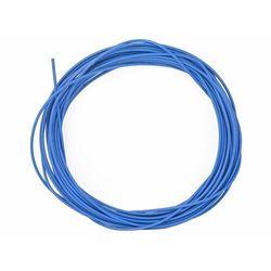 Pancerz hamulcowy średnica 5mm, 20m, z teflonem niebieski
