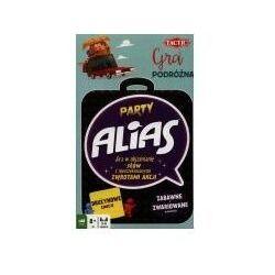 Alias. party. gra podróżna