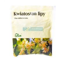 Zioła, kwiatostan Lipy, zioła do zaparzania 50g (Flos)