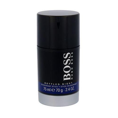 Hugo boss boss bottled night dezodorant 75 ml dla mężczyzn - Promocja