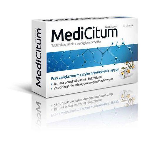 Aflofarm Medicitum x 30 tabletek do ssania