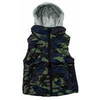 płaszcz BLEND SHE - Jannie Waistcoat Printed (29100) rozmiar: S
