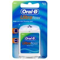 Oral-b ultra floss nić dentystyczna dla początkujących 25m