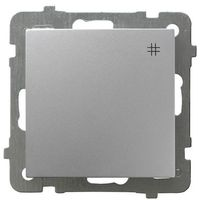 Ospel  as łp-4g/m/18 łącznik krzyżowy srebro (5907577475666)