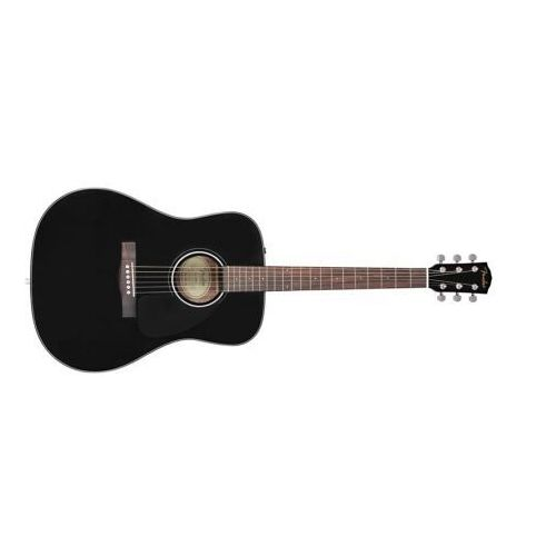 cd-60 v3 ds black wn gitara akustyczna marki Fender