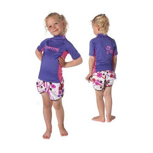 Lycra 2015 star rashvest kids s/s purple Mystic