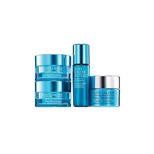 Estée lauder gift set skin care new dimension
