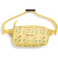 nerka BRIXTON - Gate Hip Pack Yellow (YELLW)