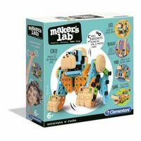 Clementoni Zestaw kreatywny makers lab zabawne zwierzęta (8005125503261)