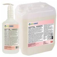 Eco shine Płyn do dezynfekcji rąk -septal hands 5l