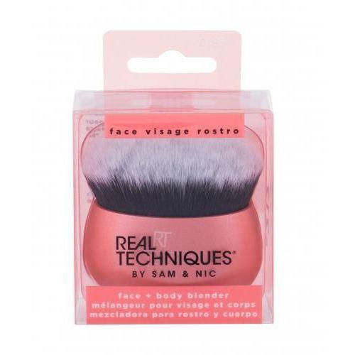 Brushes face + body blender pędzel do makijażu 1 szt dla kobiet Real techniques - Świetny upust