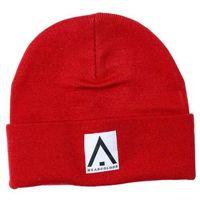 czapka zimowa CLWR - Puppet Beanie Falu Red (760) rozmiar: OS