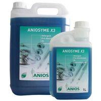 ANIOSYME X3 Płynny, trójenzymatyczny środek do mycia i dezynfekcji 1L