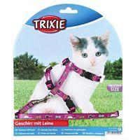 szelki dla kociąt nylonowe regulowane marki Trixie