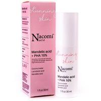 Nacomi next level serum kwasem migdałowym + pha 10% 30ml