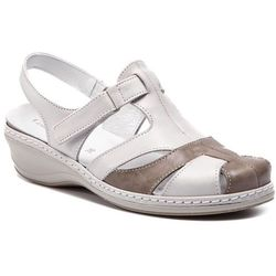 Sandały - 720125 cloudy/lavender 9 marki Comfortabel