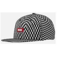 czapka z daszkiem DGK - Illusion Strapback Cap Checker (CHECKER) rozmiar: OS