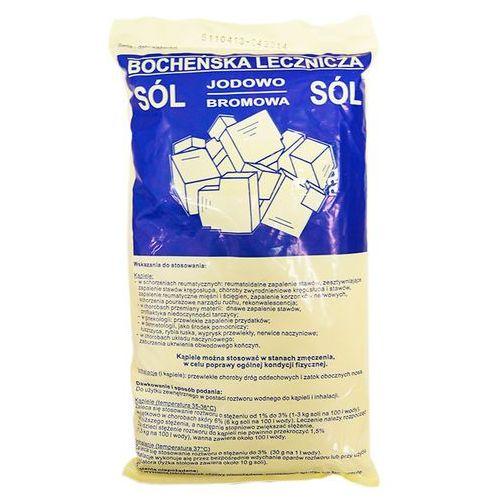BOCHEŃSKA Sól lecznicza jodowo-bromowa 1 kg