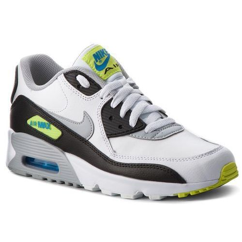 Buty NIKE Air Max 90 Ltr (Gs) 833412 400 Midnight Navy