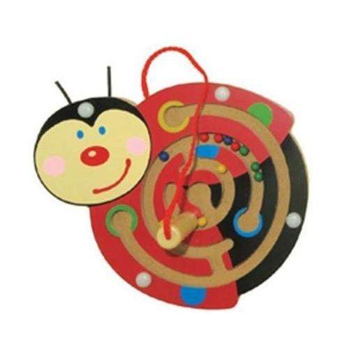 Biedronka, zabawka magnetyczna - marki Brimarex - 3