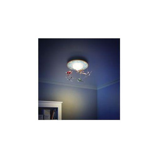 Philips 71762/53/16 - led lampa dziecięca disney planes 1xled/4,5w/230v (8718291532897)