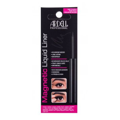 Magnetic liquid liner sztuczne rzęsy 3,5 g dla kobiet black Ardell - Super upust