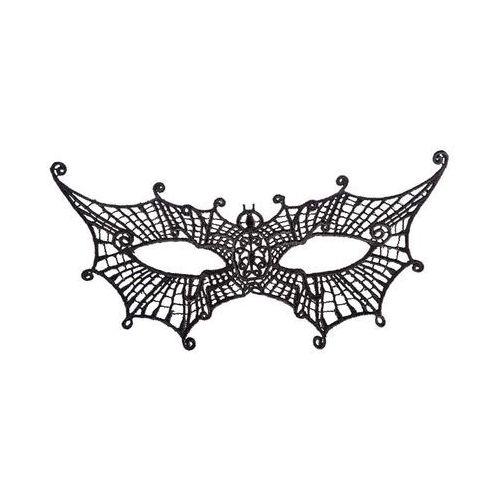 Maska karnawałowa koronkowa nietoperz - 1 szt. marki Carnival