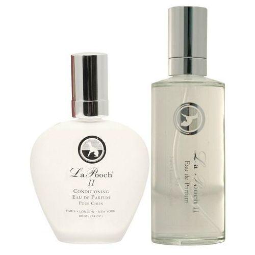 Les Poochs II La Fragrance - luksusowe perfumy damskie, z wetiwerą i białymi kwiatami 100ml (5902194291330)