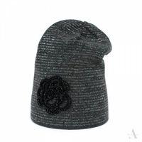 Art of polo 20906 zimowy blask czapka damska