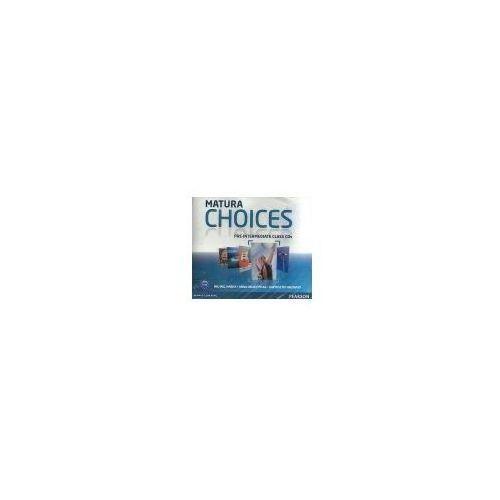 Matura Choices, Pre-Intermediate, Class CD (9788376006246)