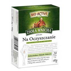 Zioła i herbaty odchudzające  BIG-ACTIVE dlapacjenta.pl
